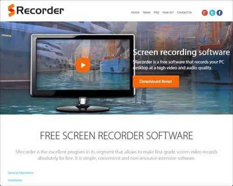 best free screen capture software 15 best free screen recording softwares thememags