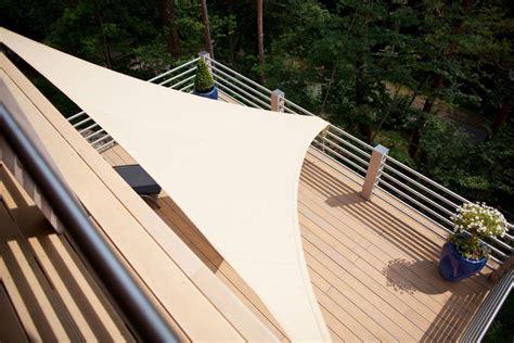 Sonnensegel Balkon Befestigen by Sonnenschutz F 252 R Balkon Und Terrasse 3 M 246 Glichkeiten
