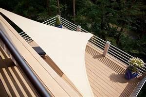 Sonnensegel Befestigung Holz : sonnenschutz f r balkon und terrasse 3 m glichkeiten vorgestellt ~ Orissabook.com Haus und Dekorationen