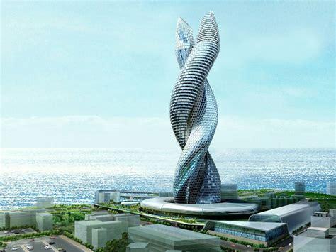 amazing  strange building    world