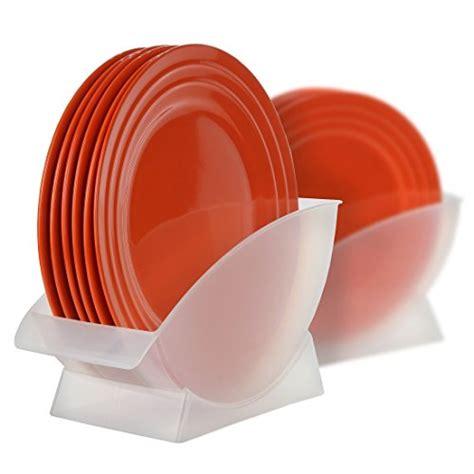 dinner plate holder holds plates upright position home kitchen ebay