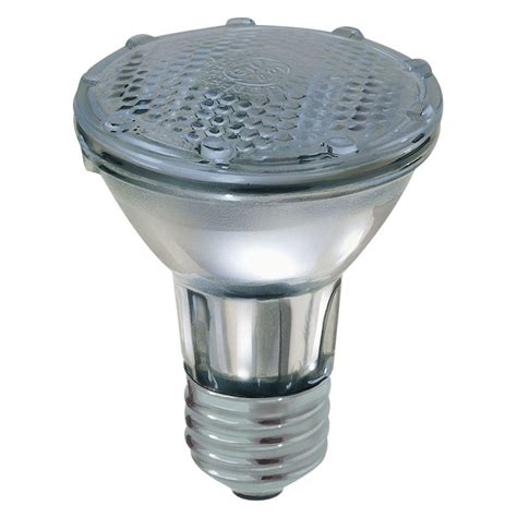 home depot lava l bulb ge 38 watt halogen par20 spot light bulb e 38par20h sp10