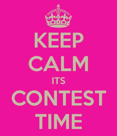 contest time kittyinaz