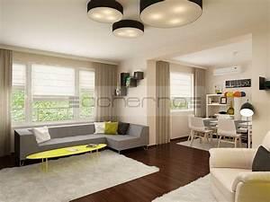 Moderne Wandfarben Für Wohnzimmer : ideen f r wohnzimmer farben ~ Sanjose-hotels-ca.com Haus und Dekorationen
