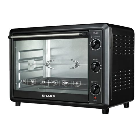 commercial convection oven electric sharp electric oven eo 60k at best price esquire