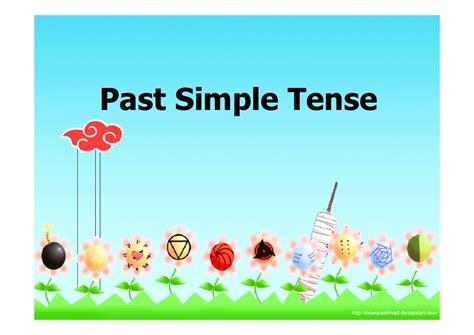 F2f Past Simple