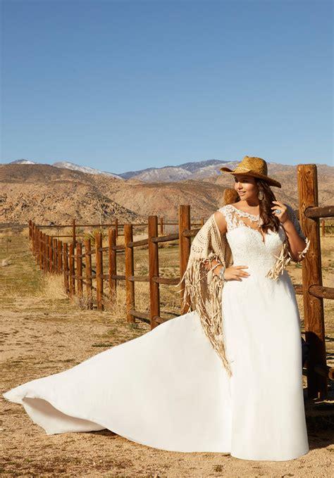 ramona  size wedding dress morilee