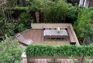 Petit Jardin Moderne : am nagement petit jardin quelques conseils utiles ~ Dode.kayakingforconservation.com Idées de Décoration