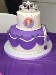 Sophia the First Cake Sofia