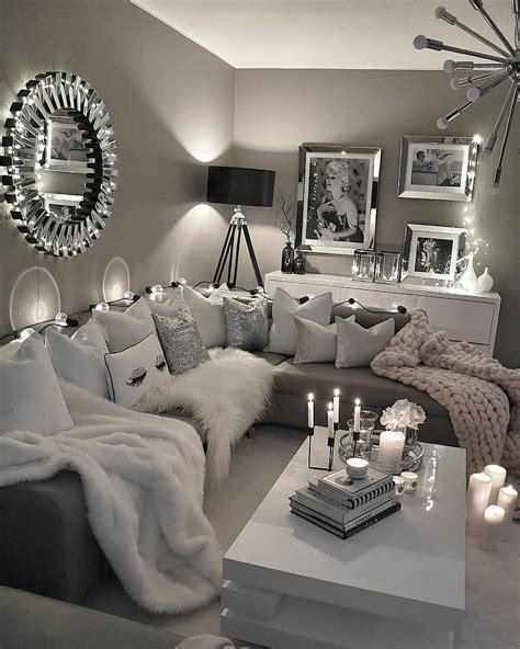 3536 black white grey living room 1 650 likes 4 comments vouge style vouge style on