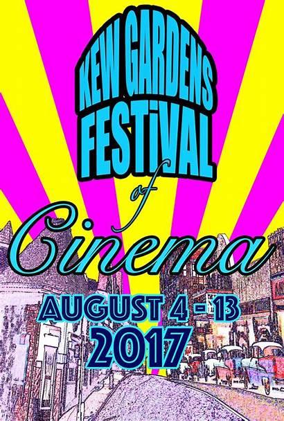 Festival York Queens Kew Gardens Cinema Fest