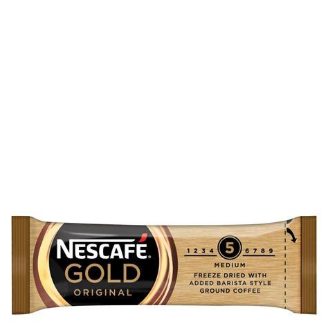 Joe coffee specialty instant coffee packets. Nescafe Gold Original Instant Coffee Sticks 1.7g Carton of 280 | Winc