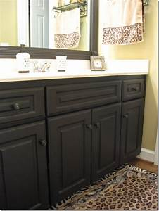 updating with paint quick changes on the cheap southern With painting laminate bathroom vanity