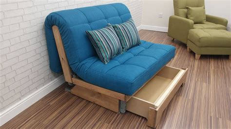 Small Bed Settee by Devonshire Small Sofa Bed With Storage Drawer
