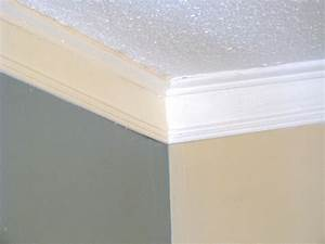 Weekend Project: How to Create Faux Crown Molding HGTV