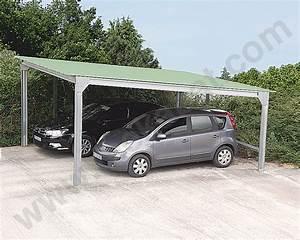 Abri En Kit : abris voiture en kit carport abris m tallique en kit ~ Premium-room.com Idées de Décoration