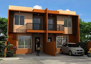 Duplex, House, Plans, In, Philippines