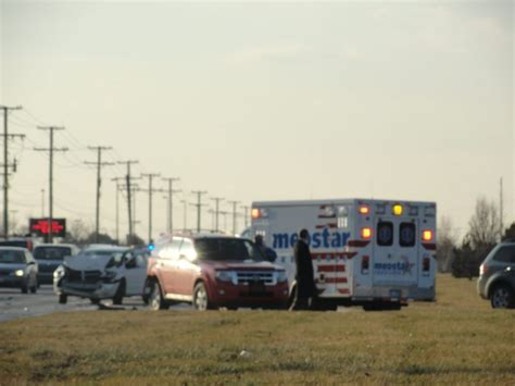 Multi-car Accident Shuts Down Left Turn Lane On Eastbound