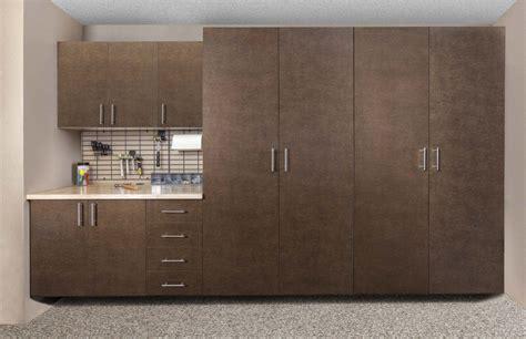 Easy Storage Garage Cabinets