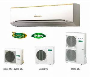 O General Air Conditioners In Dubai