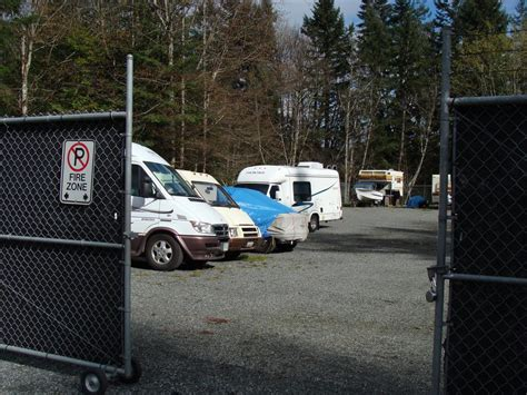 Boat Storage Vancouver Island by Rv Boat Storage Outside Nanaimo Parksville Qualicum