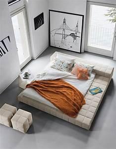 Image De Chambre : lit design 20 lits design pour une chambre moderne ~ Farleysfitness.com Idées de Décoration