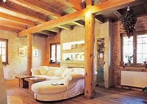 Strop drewniany rozpiętość