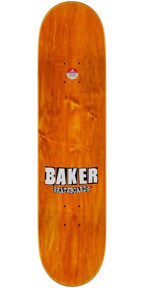 75 baker skateboard decks baker brand logo skateboard deck checker navy 7 75 quot