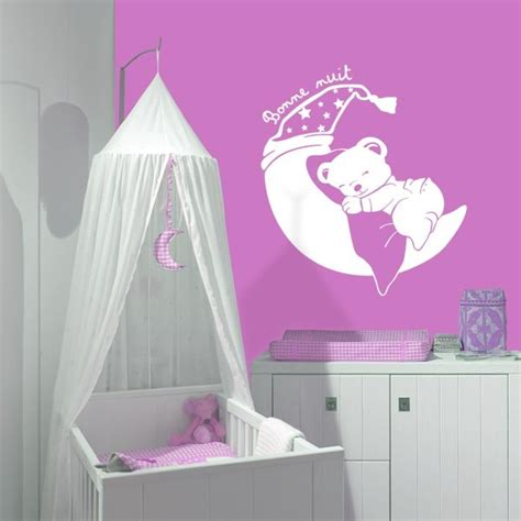 stickers chambre bébé nounours stickers chambre bebe ourson