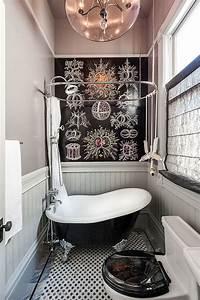 Dark, Indulgence, 18, Black, Bathtubs, For, A, Stylish, Dashing, Bathroom