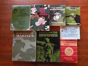 Usmc Field Manuals And Guide Books