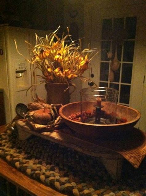 primitive decorating ideas for fall harvesthousedesigns primitive decorations