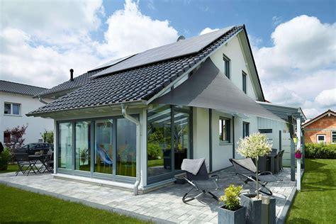 Moderne Häuser Mit Wintergarten by Gussek Haus Einfamilienhaus Sonnenh 252 Gel Gussek Haus