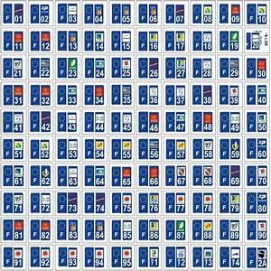 Numero Immatriculation En Cours : 10 stickers autocollants plaque d 39 immatriculation d partement au choix ebay ~ Medecine-chirurgie-esthetiques.com Avis de Voitures