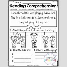 100+ Ideas To Try About Comprehension Skills  First Grade