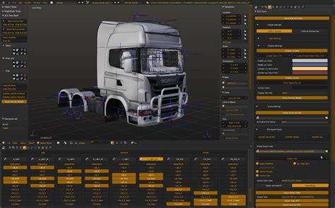 scs blender tools ets mods scs mods euro truck