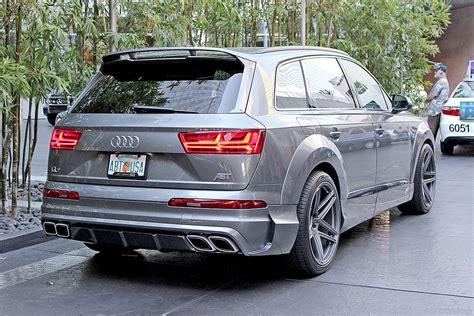 Audi Q7 Abt/vossen