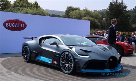 Bugatti Divo is a super-rare coachbuilt king of cornering ...