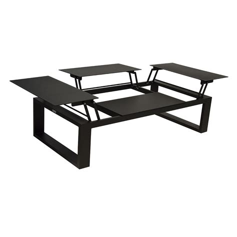 Table Basse Avec Plateau Relevable Zendart Outdoor