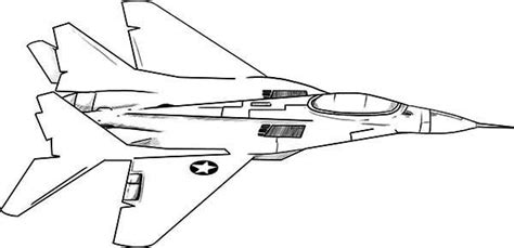 jet coloring page  coloring pages