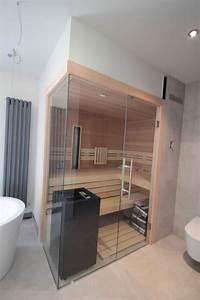 Sauna Für Badezimmer : die besten 25 badezimmer mit sauna ideen auf pinterest ~ Lizthompson.info Haus und Dekorationen