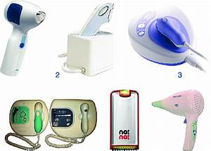 The Six Hair Removal Consumer Products Tested As Part Of