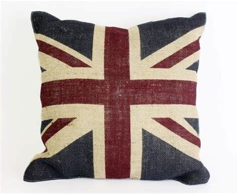 Union Cusions by Union Hessian Cushion From Letterboxlove