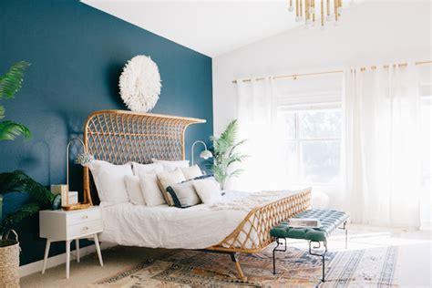 chambre avec mur en 1001 idées pour choisir une couleur chambre adulte