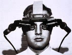 1968 First Google Glasslike Device By Ivan Sutherland