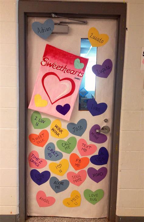 Pinterest Valentine Door Decorations