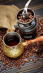 Desktop Wallpapers Food Coffee Coffee mill Grain drink ...