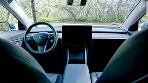 Tesla model 3 test drive: review