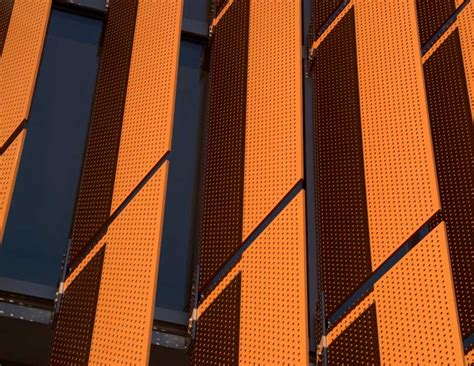 sunshades accurate perforating