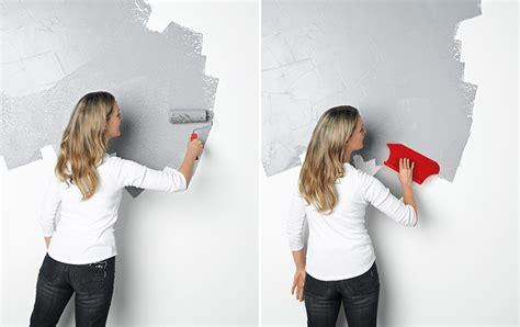 Farbe In Betonoptik by Wandgestaltung In Betonoptik Sch 214 Ner Wohnen